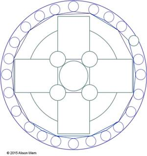Celtic Cross Template Is Here Your Soul Family